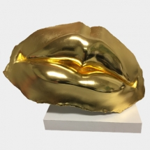 B41 - 60cm - 23.7 gold on bronze